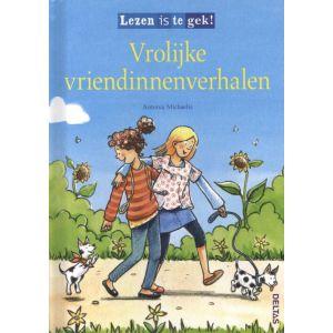 Boek lezen is te gek! vrolijke vriendinnenverhalen