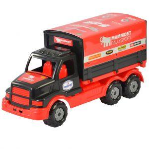 Mammoet Rally Truck