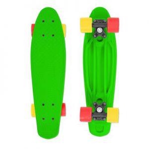 Street Surfing Fizz Skateboard Green