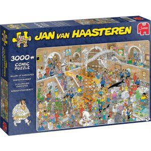 Puzzel JvH: Rariteitenkabinet 3000 stukjes