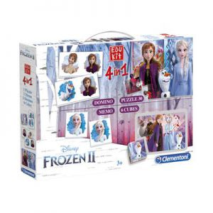 Frozen 2 Edukit 4 In 1