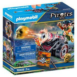Playmobil pirates 70415 piraat met kanon