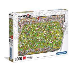 Puzzel Mordillo 1000 stuks The Match