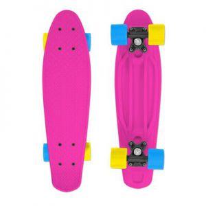 Fizz Skatebord pink