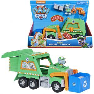 Paw Patrol Rockys Re Use It Truck