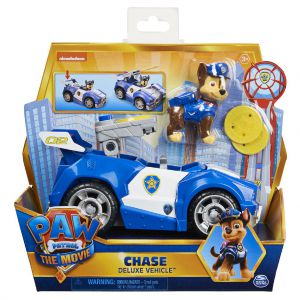 Paw patrol the movie deluxe basic vehicle Chase