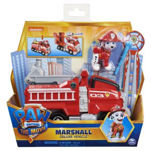 Paw patrol the movie deluxe basic vehicle Marshall