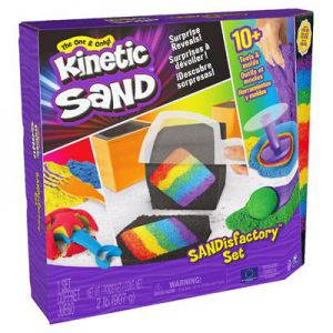 Kinetic sand sandisfactory set