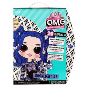 L.O.L. surprise OMG doll moonlight B.B.