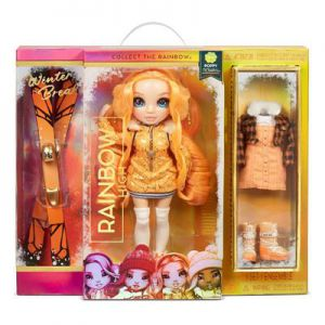 Rainbow High Fashion winter break doll - Poppy Rowan