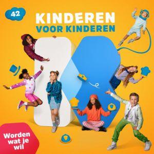 Cd Kinderen voor Kinderen: Worden wat je wil vol. 42