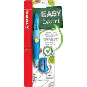 Stabilo easy ergo links blauw