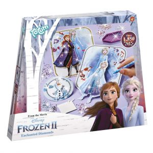 Frozen 2 Diamond Painting Totum
