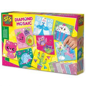 SES Diamant mozaik