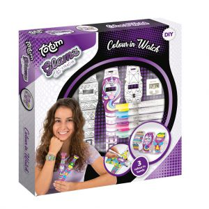 Glamz Color In Watch Totum