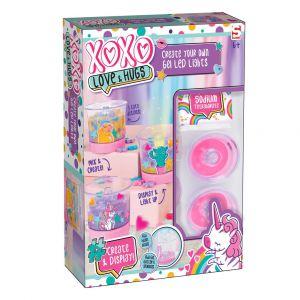 Slijm Led licht houder maken XOXO