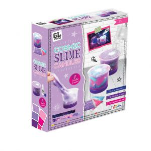 Cosmic Slime Candles