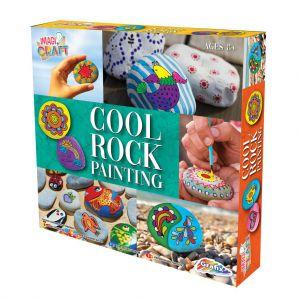 Cool rock stenen schilderen