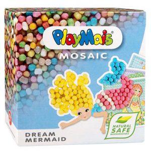 Playmais mosaic Mermaid
