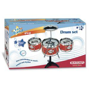 Bontempi Drumstel 4 Delig