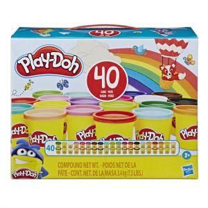 Play Doh 40 pak