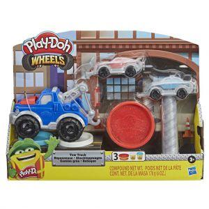 Play Doh Wheels Takelwagen