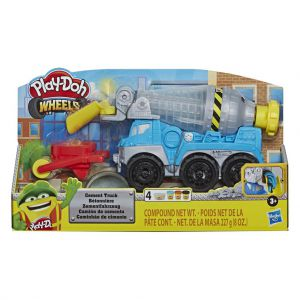Playdoh Wheels Cement Mixer