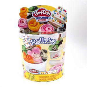 Playdoh Rollzies