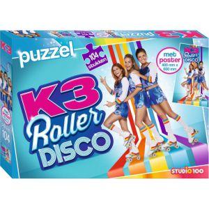 K3 Puzzel Rollerdisco 104