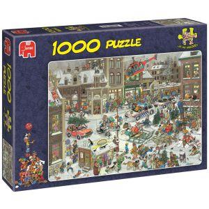 Puzzel JvH: Kerstmis 1000