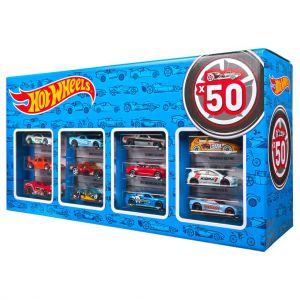 Hot Wheels 50 pak
