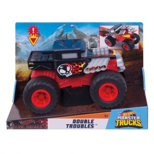 Hot Wheels Monster Trucks 1:24 Bone Shaker