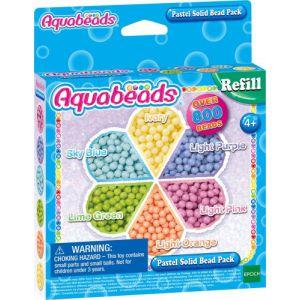 Navulling parels pastel Aquabeads