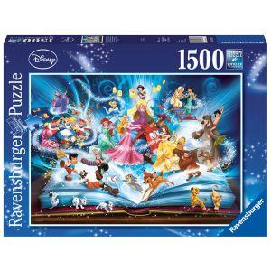 Puzzel 1500 Magisch sprookjesboek