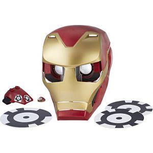 Iron man hero vision AR masker