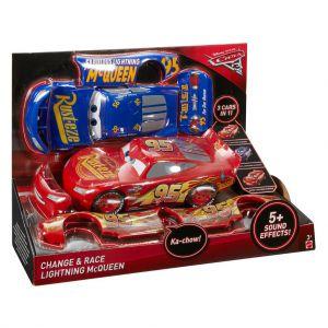 Cars Change & Race McQueen
