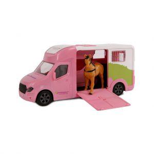 Auto Camper Anemone Met Licht En Geluid Roze