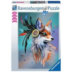 Puzzel 1000 stukjes Boho vos