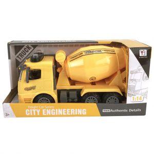 Cementwagen Frictie B/O 1:14