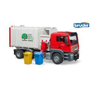 Bruder vuilniswagen MAN TGS