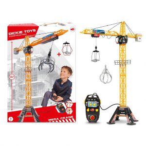 Kraan Met Kabelbesturing Dickie Toys 120 Cm