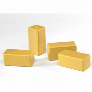 Bruder hooibalen vierkant 4 stuks