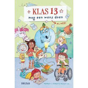 Boek klas 13 mag een wens doen