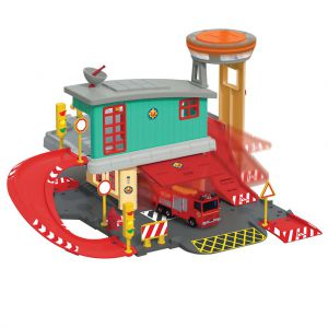 Brandweerman Sam kazerne