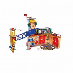 Brandweerman Sam Brandweerstation XXL
