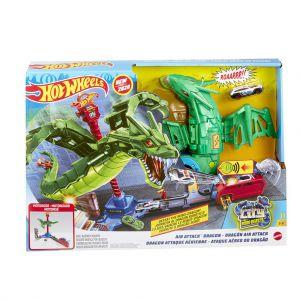 Hot Wheels City Air Attack Dragon
