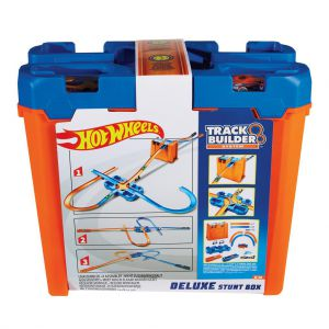 Hot Wheels Track Builder stuntbox