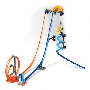 Hot Wheels Track Builder Verticale lanceerset