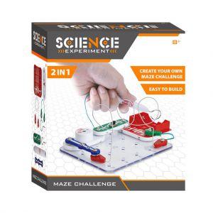 Science maak je eiegen spiraal 2 in 1