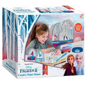Frozen 2 waterbol maken